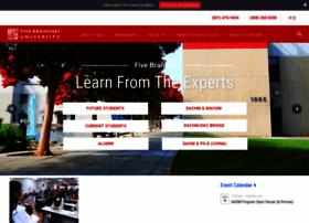 Fivebranches.edu thumbnail
