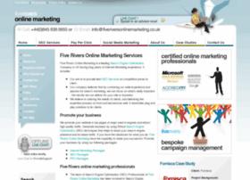 Fiveriversonlinemarketing.co.uk thumbnail