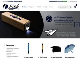 Fixabrindes.com.br thumbnail