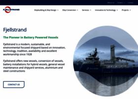 Fjellstrand.no thumbnail