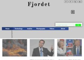 Fjordet.com thumbnail