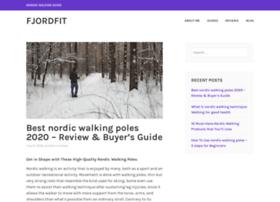 Fjordfit.net thumbnail