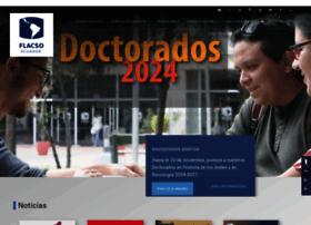 Flacso.edu.ec thumbnail