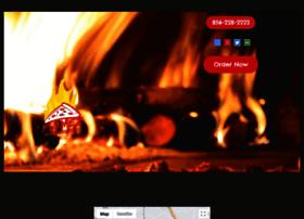 Flamezwoodfiredpizza.com thumbnail