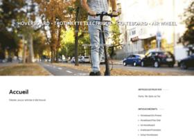Flashhoverboard.fr thumbnail