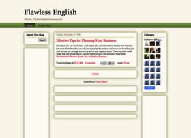 Flawlessenglish.blogspot.com thumbnail