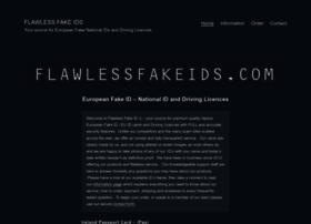 Flawlessfakeids.com thumbnail