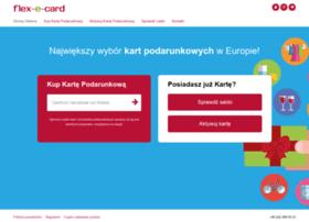 Flex-e-card.pl thumbnail
