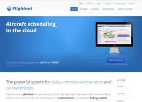 Flightnet.aero thumbnail