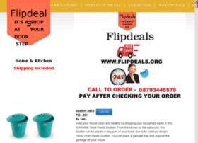 Flipdeals.org thumbnail