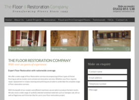 Floor-restoration.co.uk thumbnail