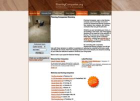Flooringcompanies.org thumbnail