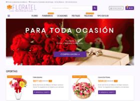Floratel.com.mx thumbnail