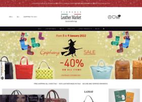 Florenceleathermarket.com thumbnail