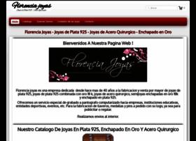 Florenciajoyas.com.ar thumbnail