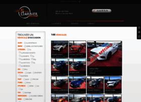 Florentbarbier-automobiles.fr thumbnail