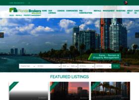 Florida-brokers.com thumbnail