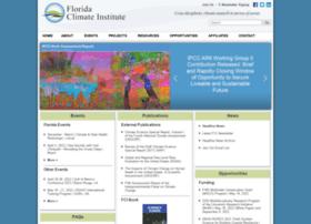 Floridaclimateinstitute.org thumbnail
