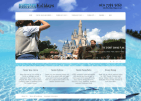 Floridaholidays.co.uk thumbnail