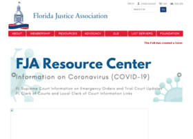 Floridajusticeassociation.org thumbnail
