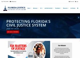 Floridajusticeassociation.org thumbnail