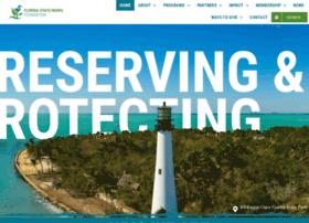 Floridastateparksfoundation.org thumbnail