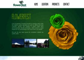 Flowerfest.net thumbnail