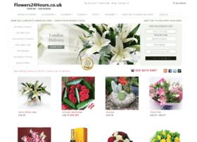 Flowers24hours.co.uk thumbnail