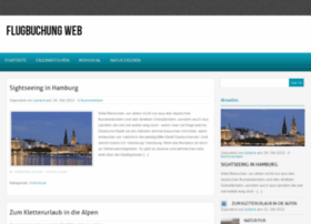 Flugbuchung-web.de thumbnail