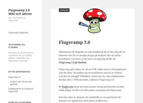 Flugsvamp.net thumbnail