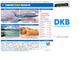 Flugticket-online-buchen.de thumbnail