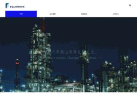 Fluonics.co.jp thumbnail