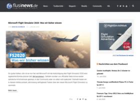 Flusinews.de thumbnail