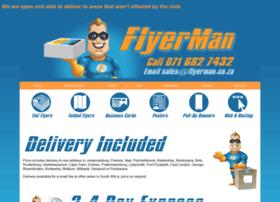 Flyerman.co.za thumbnail