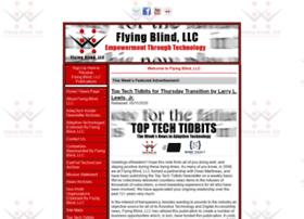 Flying-blind.org thumbnail