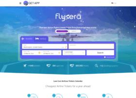 Flysera.com thumbnail