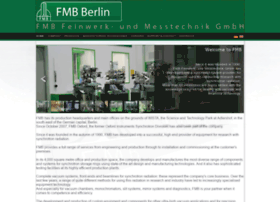 Fmb-berlin.de thumbnail