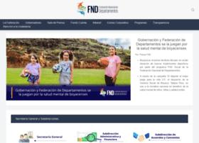 Fnd.org.co thumbnail