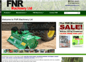 Fnrmachinery.co.uk thumbnail