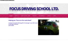 Focusdriving.ca thumbnail