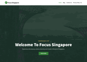 Focussingapore.com thumbnail
