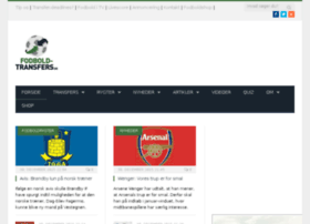 Fodbold-transfers.dk thumbnail
