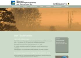 Foerderverein-naturpark-msk.de thumbnail