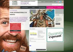 Foiredenantes.fr thumbnail