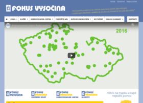 Fokusvysocina.cz thumbnail