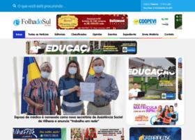 Folhadosulonline.com.br thumbnail