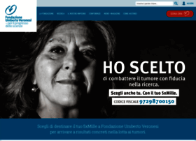 Fondazioneveronesi.it thumbnail