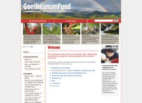 Fondsgoetheanum.ch thumbnail