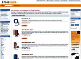 Fonesunlock.co.uk thumbnail