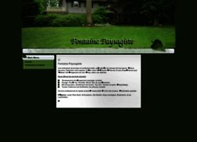 Fontainepaysagiste.ca thumbnail